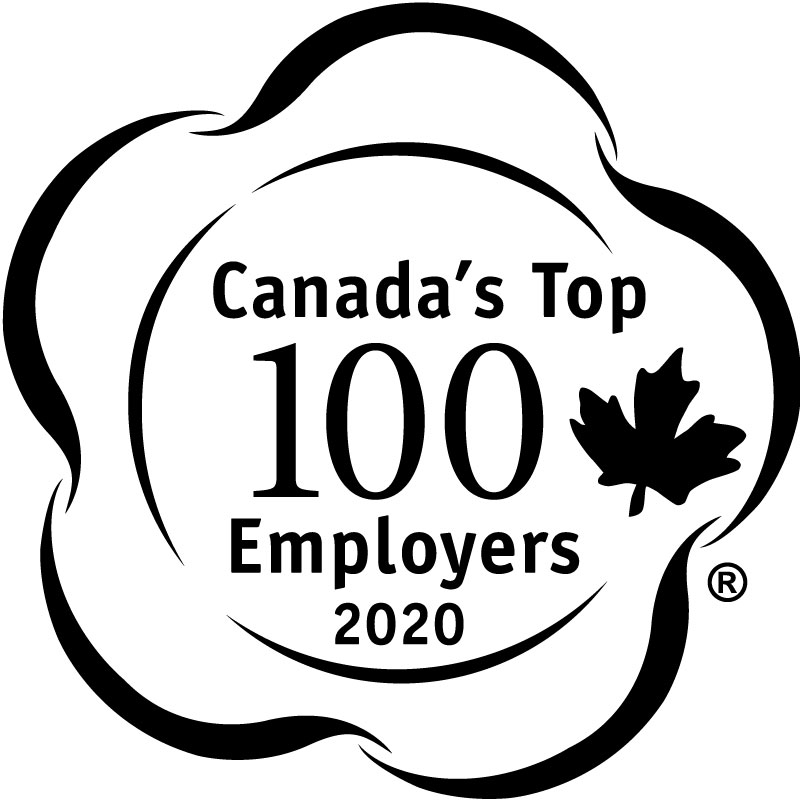 Canada's Top 100 Employers 2020