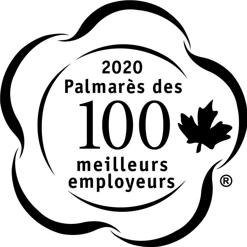 2020 palmares des 100 meilleurs employeurs