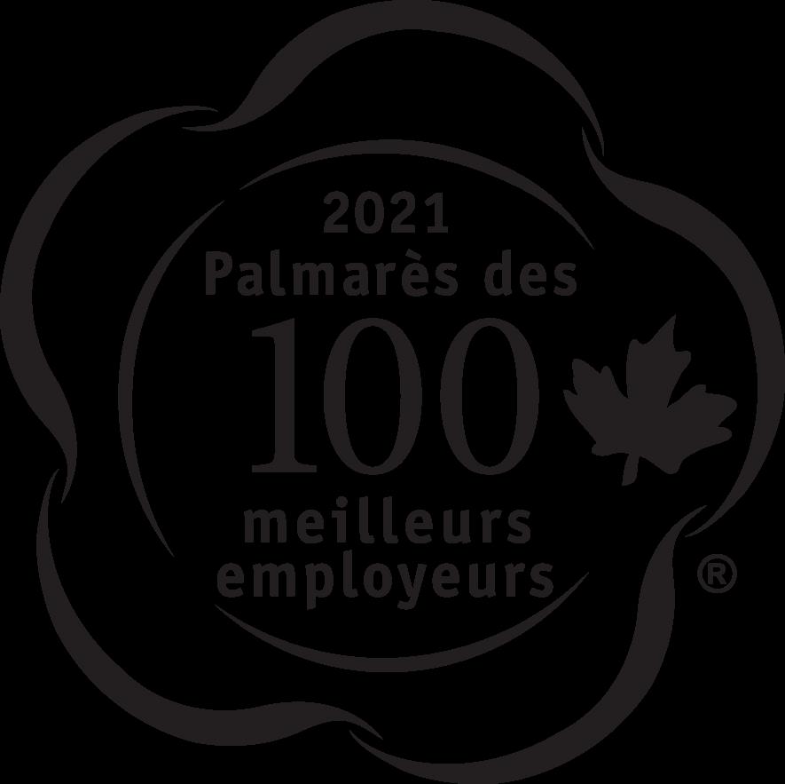100 meilleurs employeurs au Canada